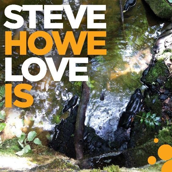 Love Is Album Cover